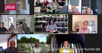 Niedernhausen Virtuelle Weinprobe des Lions-Club Niedernhausen - Wiesbadener Kurier