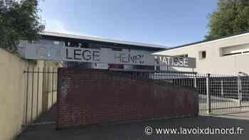 Linselles: des moyens supplémentaires pour le collège Matisse - La Voix du Nord