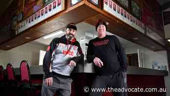 James Smith and Leigh Rowley appointed as co-coaches for Ulverstone next season - The Advocate