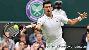 """John Newcombe: """"Wenn Novak Djokovic Wimbledon gewinnt, wird er der GOAT"""" - Tennis World DE"""