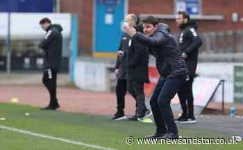 Carlisle United boss Beech on Blues' aims for new season - News & Star