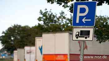 Auf Rastplatz an der A31: Mehrere Liter Diesel aus Lkw in Geeste entwendet - noz.de - Neue Osnabrücker Zeitung