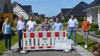 """Baugebiet """"Im Sande"""": Baumtore und breite Straße - noz.de - Neue Osnabrücker Zeitung"""