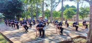 Organizan polladas y hamburgueseadas para construir un cuartel de bomberos en Mbuyapey - Nacionales - ABC Color