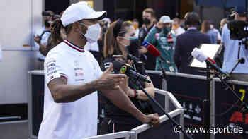 """Formel 1: Lewis Hamilton deutet Rücktritt an: """"Ich mache nie irgendwas halbherzig"""" - sport.de"""