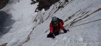 Bolivianos Ayaviri y Bialek escalarán montaña de 8.611 metros - EL DEBER