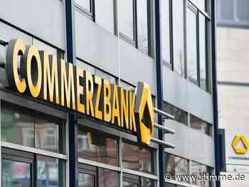 Commerzbank schließt in Neckarsulm und Schwäbisch Hall - STIMME.de - Heilbronner Stimme
