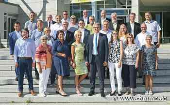 Zwei langjährige Stadträte hören im Gemeinderat Neckarsulm auf - STIMME.de - Heilbronner Stimme