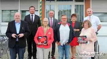 SPD dankt Stützen in Kreisverband Tirschenreuth und Fraktion - Onetz.de