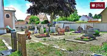 Friedhof von Aitrach wird neu gestaltet   schwäbische - Schwäbische