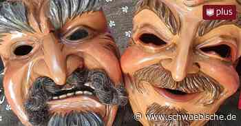 Neue Einzelmasken für Narrenzunft aus Aitrach - Schwäbische