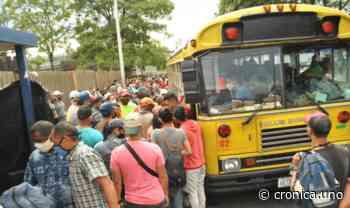 60% del transporte público en Maturín está paralizado por falta de gasolina e insumos - Crónica Uno