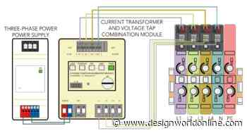 Current transformers and voltage taps in the context of interface electronics - Design World Network