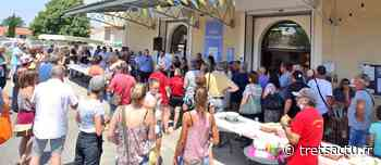 Trets : Des tretsois nombreux pour découvrir le nouveau millésime 2020 du Cellier Lou Bassaquet et sa nouvelle cuvée Caladoc - Trets au coeur de la Provence