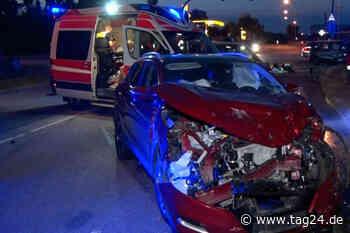 Vier Schwerverletzte nach Vorfahrtsfehler an Kreuzung - TAG24