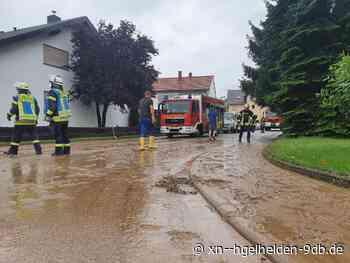 Mehrere Unwettereinsätze für die Feuerwehr Kraichtal - Hügelhelden.de