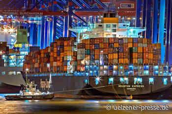 Container aus Seevetal bei Hamburg - Uelzener Presse