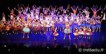 Trets : Après une année de cauchemar, les danseurs d'Atelier Danse ont réussi à présenter 2 superbes spectacles Circus, pour clôturer la saison - Trets au coeur de la Provence