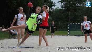 Beach-Tour-Wettkampf in Jever: Oberliga-Teams dominieren Beachhandball-Turnier - Nordwest-Zeitung