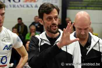 """Kris Eyckmans vol verwachting voor Beker van België en CEV Cup: """"We doen weer een stapje vooruit"""""""