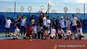 Le Club de tennis d'Aucamville fête la fin de la saison - ladepeche.fr