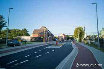 Doorgaand verkeer in Pastorijstraat kan weer vanaf zaterdag - Gazet van Antwerpen