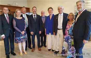Dr. Dieter Buhl ist neuer Präsident - Blick aktuell