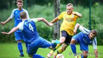 Toto-Pokal: TSV Murnau watscht Oberau ab - Bad-Kohlgrub zerlegt TSV Oberammergau - Merkur Online