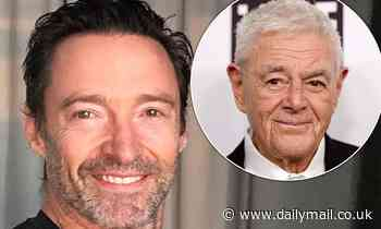 Hugh Jackman shares a tribute to Richard Donner after his death aged 91 - Daily Mail