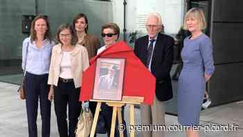 Villers-Bretonneux: l'Australie rend hommage à l'ancien maire Patrick Simon - Courrier Picard