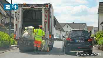 Sundern: Eigene Müll-Entsorgung wirkt machbar - Westfalenpost