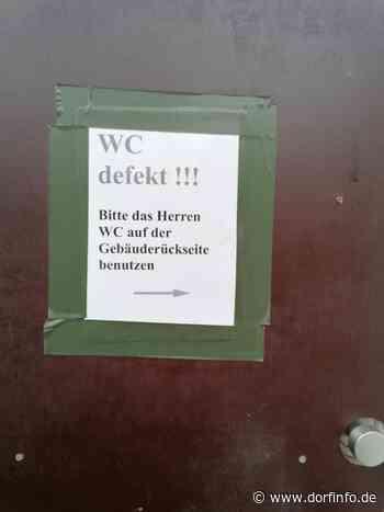 Keine öffentlichen Toiletten in Sundern - AG 60plus weisen auf desolaten Zustand hin - Dorfinfo.de – Sauerlandnachrichten