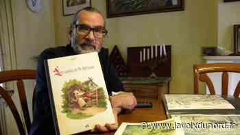 Lillers : Fabien Rypert présente son dernier ouvrage, qui regroupe trois histoires fantastiques - La Voix du Nord