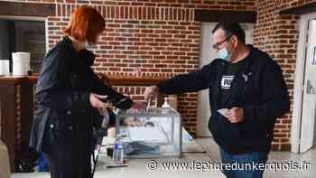 Élections : On ne se bouscule pas dans les bureaux de vote de Lillers - Le Phare dunkerquois