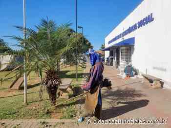 Prefeitura faz reforma dos sanitários do CEU Mãe Preta - Cidade Azul Notícias