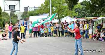 Sommerferien: Programm der Stadtranderholung in Dormagen - Westdeutsche Zeitung