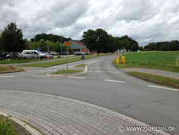 Oesterweger Straße in Harsewinkel ab Kreisverkehr gesperrt - Gütsel