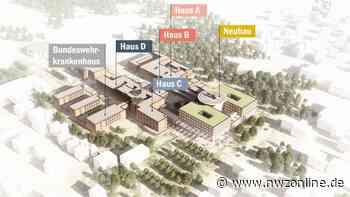Mehr Personal, mehr Patienten, mehr Platz: Ammerland-Klinik investiert 180 Millionen Euro - Nordwest-Zeitung