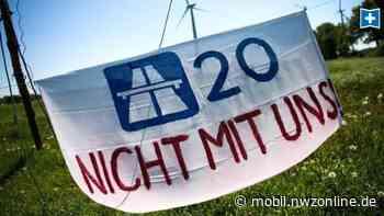 Klima-Aktivisten in Westerstede: Protestcamp gegen A20-Bau darf stehen bleiben - Nordwest-Zeitung