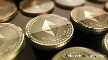 An Börsen gehaltene Ethereum sinken auf Rekordtief - Token wandern in ETH 2.0 Deposit-Contract - Blockchain-Hero
