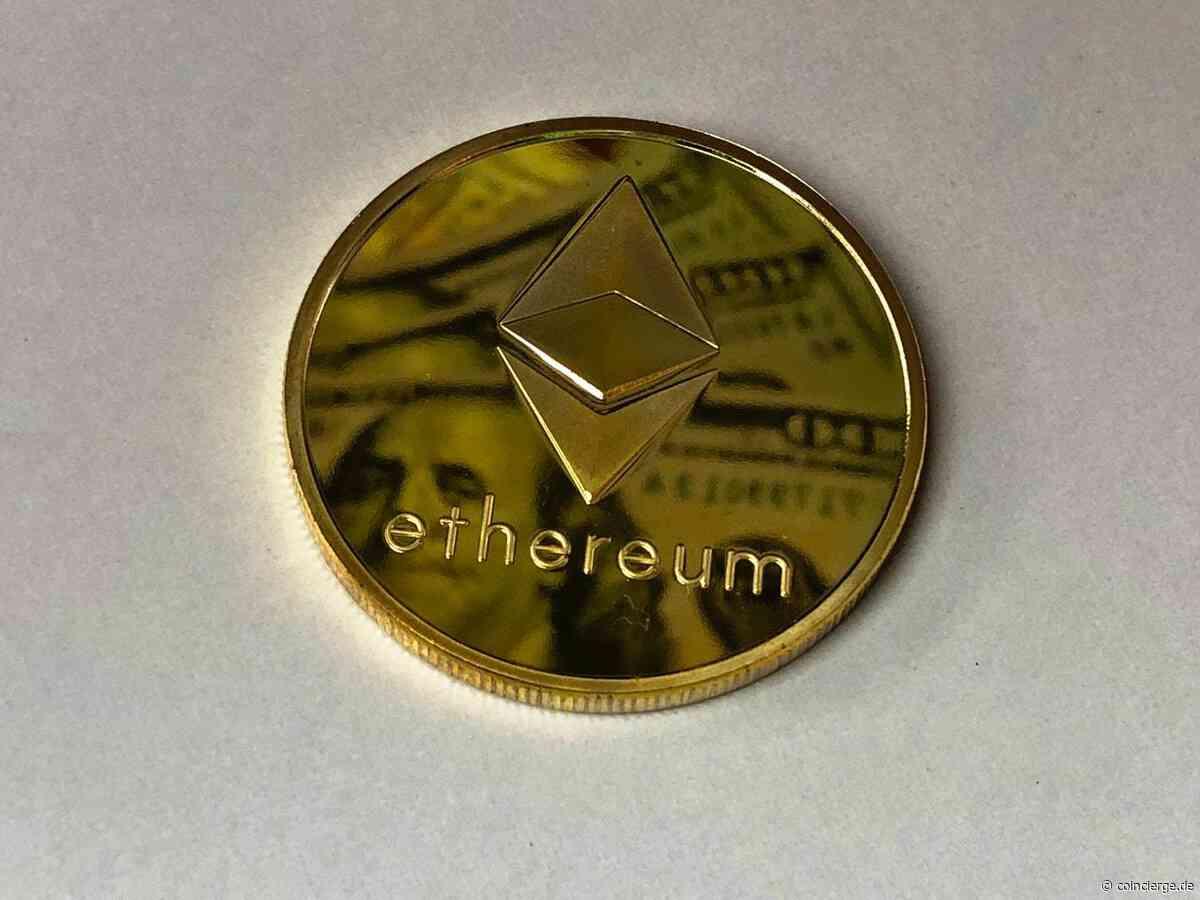 Bullish für ETH: Ethereum-Bestände an Krypto-Börsen sinken unter Zwei-Jahres-Tief - Coincierge