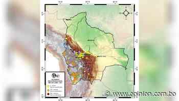 El Observatorio San Calixto localizó 584 sismos en Bolivia en el primer semestre del año; el 63% en Potosí - Opinión Bolivia