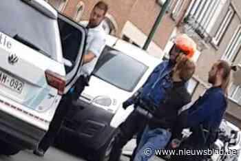 Jongeman met mes bedreigt omstaanders en zorgt voor paniekgolf - Het Nieuwsblad
