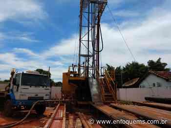 Sanesul aumenta capacidade de produção de água em Guia Lopes da Laguna - Enfoque MS