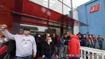 La colère s'intensifie chez les ouvriers de Jeumont Electric, toujours en grève - La Voix du Nord
