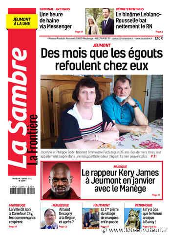 La Sambre (Jeumont) du vendredi 2 juillet 2021 - L'Observateur