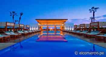 """Hotel Paracas Luxury Collection: """"Esperamos alcanzar el 80% de las ventas que logramos el 2019""""   ENTREVISTA - El Comercio Perú"""