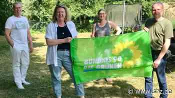 Quickborn: Nach Vorstandswahl: Das ist das neue Thema der Grünen   shz.de - shz.de