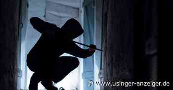 Oberursel: Erfolglose Einbrecher stehlen Fußmatte - Usinger Anzeiger