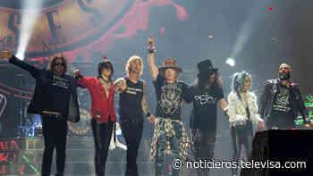 Guns N' Roses regresa a México - Noticieros Televisa